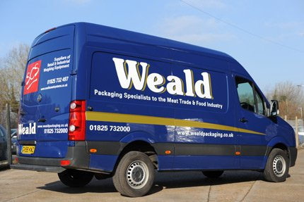weald-packaging-van